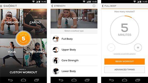 Лучшие мобильные приложения для здоровья - Лечебные и ...