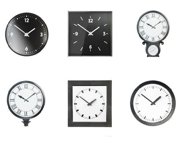 Часы жкх дизайн