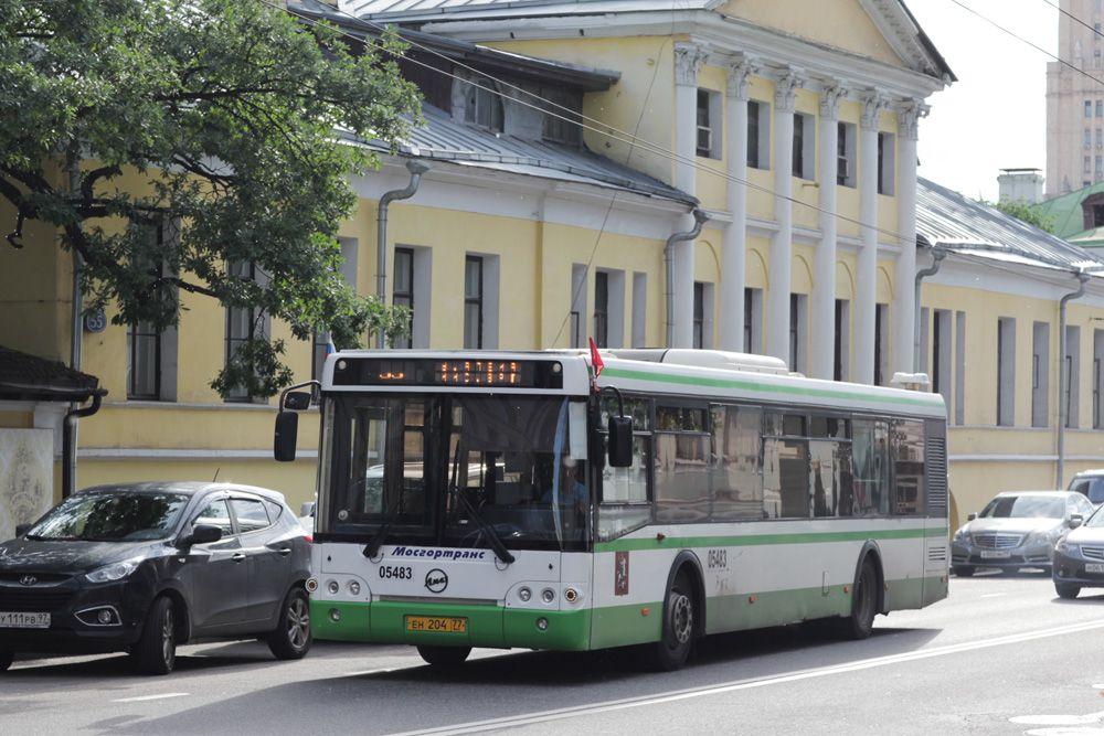 Тарифы на проезд в Москве