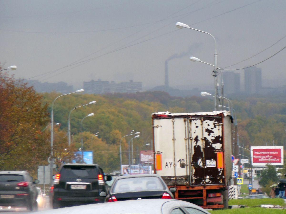 Реконструкцию Дмитровского