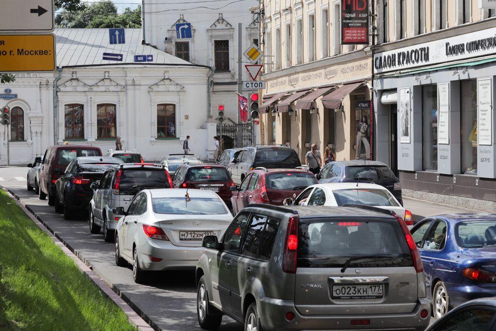 В Москве составят схему