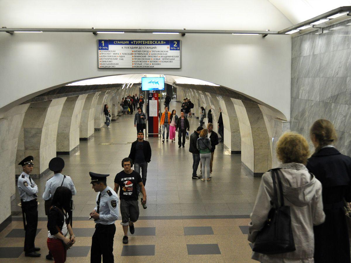В метро установят более 100