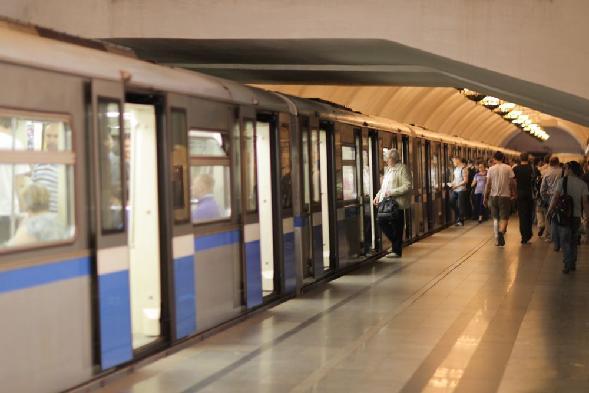 Ветке метро заработал бесплатный wi fi