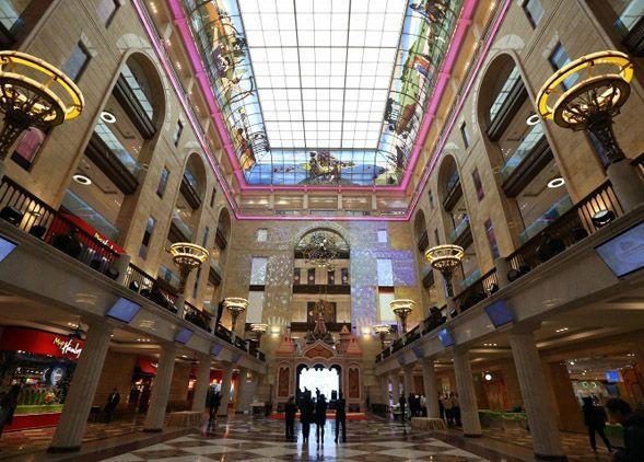 dc11d6079aa8 После многолетней реконструкции, проводившейся с 1 июля 2008 года, в центре  Москвы открыт центральный