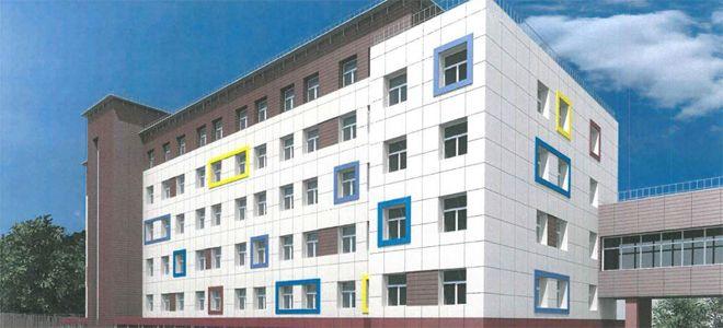 Здание больница им семашко в самаре