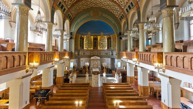 ФЕОР решила открыть в Москве мини-синагоги шаговой доступности